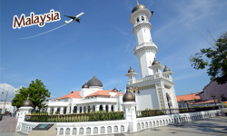 An Overview of Penang before Catching Flights to Malaysia!!