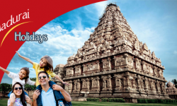 Day Trips Adding Majestic Serenity to Madurai Holidays in India