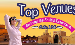 Top 5 Venues Defining the Soulful Essence of Al Ain, UAE
