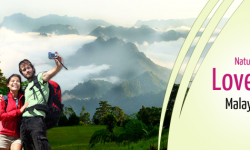 Borneo – A Paradise for Nature Lovers Landing at Malaysia