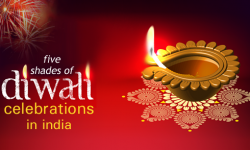 Five Shades of Diwali Celebrations in India