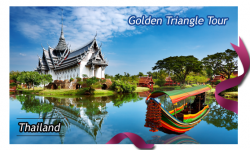 Golden Triangle Tour – Get Introduced to Thailand's Magical Magnificence