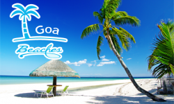 Most Popular North Goa Beaches That Compel Foreign Travellers to Book India Flights