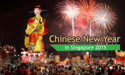 Some Splendid Offerings of the Chinese New Year in Singapore
