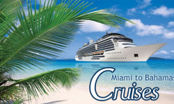 Popular Itineraries for Miami to Bahamas Cruises