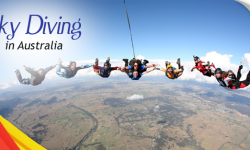 Top Spots to Experience the Adrenaline Rush of Sky Diving in Australia