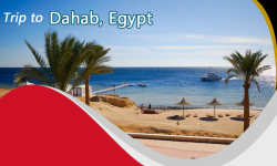 Top Three Reasons Why You Should Visit Dahab, Egypt