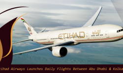 Etihad Arrives In Kolkata, Launches Daily Flights to the City