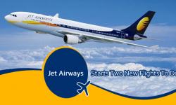 Jet Airways Starts Two New Flights to Doha