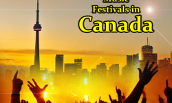 Top Upcoming Annual Music Festivals in Canada