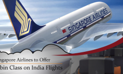 Soon, Singapore Airlines to Offer a New Cabin Class on India Flights