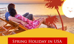Top Destinations for a Memorable Spring Holiday in the USA