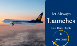 Jet Airways Launches New Daily Flights to Abu Dhabi
