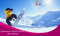 Top Venues to Catch Up with the Thrilling Action of Queenstown Winter Festival, New Zealand