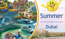 Summer in Dubai – Some Enthralling Attractions and Activities