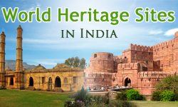 Six Lesser Known yet Fascinating UNESCO World Heritage Sites in India