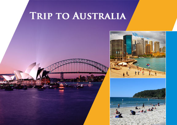 Top 4 Places You Can't Miss on your Trip to Australia