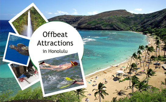 Three Delightful Offbeat Attractions in Honolulu, Hawaii  Three Delightfu...