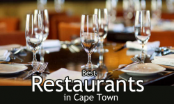 Best Restaurants in Cape Town for Seafood Lovers