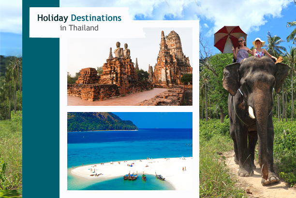 Holiday Destinations Thailand