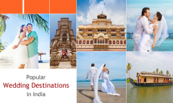 Three Popular Wedding Destinations in India
