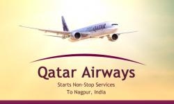 Qatar Airways Starts Non-Stop Services To Nagpur, India