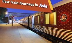 Best Train Journeys in Asia