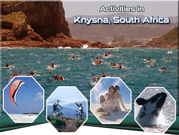 Activities in Knysna, South Africa