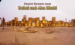 Top Desert Resorts near Dubai and Abu Dhabi