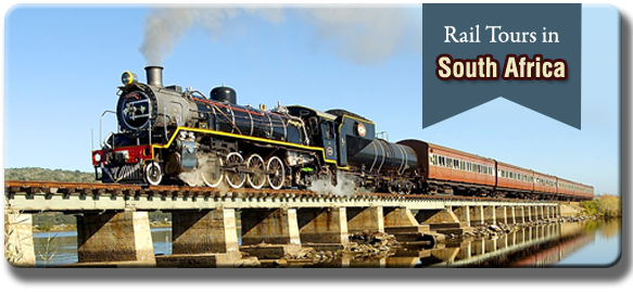 Rail Tours in South Africa