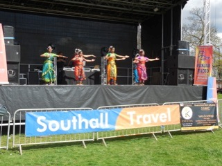 Southall Travel Sponsors Norwood Green's 2016 Vaisakhi Celebrations