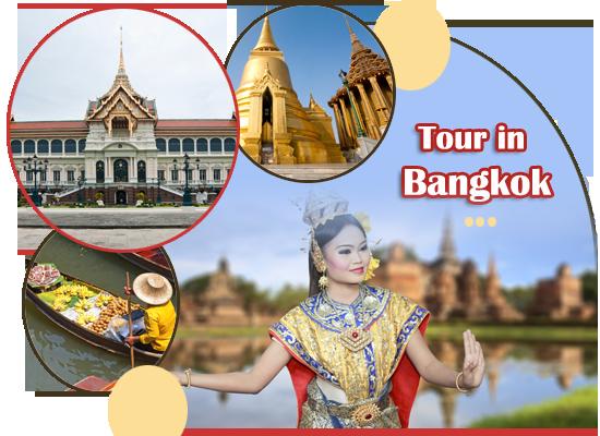 Whirlwind Tour of Bangkok