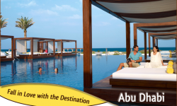 Visit Abu Dhabi and fall in Love with the Destination