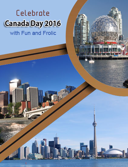 Celebrate Canada Day 2016