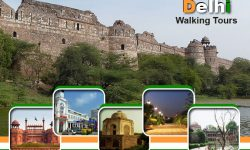 Delhi Walking Tours: Explore & Experience the City One Step At A Time!