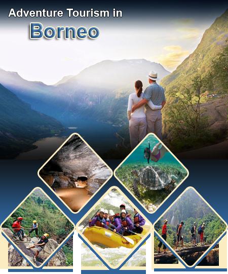 Adventure Tourism in Borneo