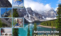Try Out These Extreme Adventures in the Canadian Rockies