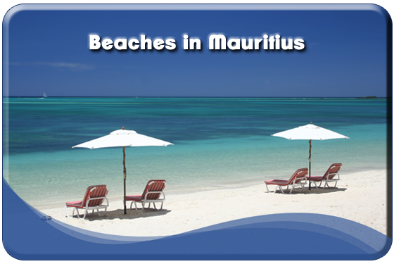 Beaches in Mauritius