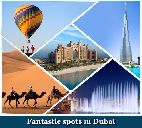 Dubai Best Places