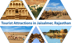 Top 10 Tourist Attractions in Jaisalmer, Rajasthan