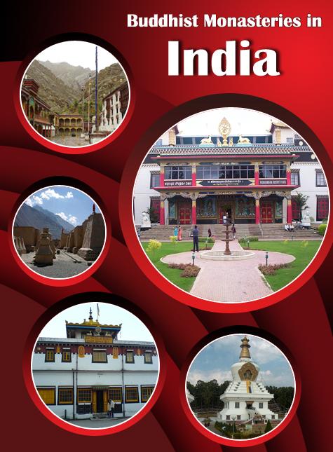 Buddhist-Monasteries-of-India