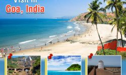 Amazing Places to Visit in Goa, India