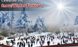 Celebrate the Grandeur of Winters at Snow/Winter Festivals