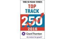 Southall Travel Group named top travel company in the 2016 Sunday Times Top Track 250 awards