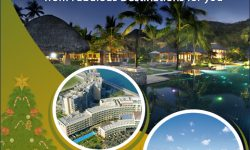 Merry Christmas! Attractive Hotel Deals from Fabulous Destinations for you