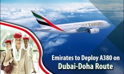 Emirates to Deploy A380 on Dubai-Doha Route