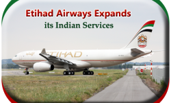 Etihad Airways Expands its Indian Services
