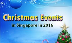 Five Amazing Christmas Events in Singapore in 2016
