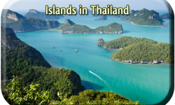 Five of the Best Islands of Thailand