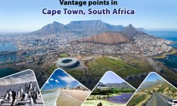 10 most popular vantage points in Cape Town, South Africa